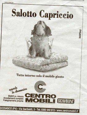 Salotto Capriccio